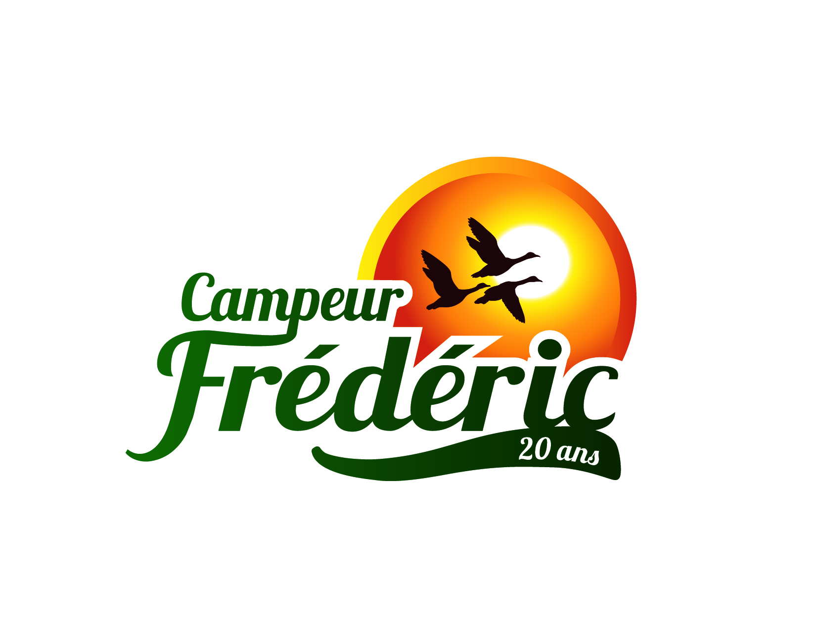 logo Campeurs frederic inc.