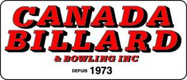 logo Canada Billard & Bowling inc.