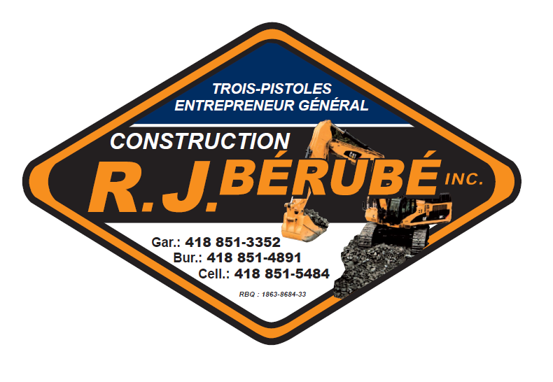 logo Construction R.J. Bérubé inc.