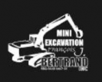 Mini-excavation Francois J. Bertrand inc