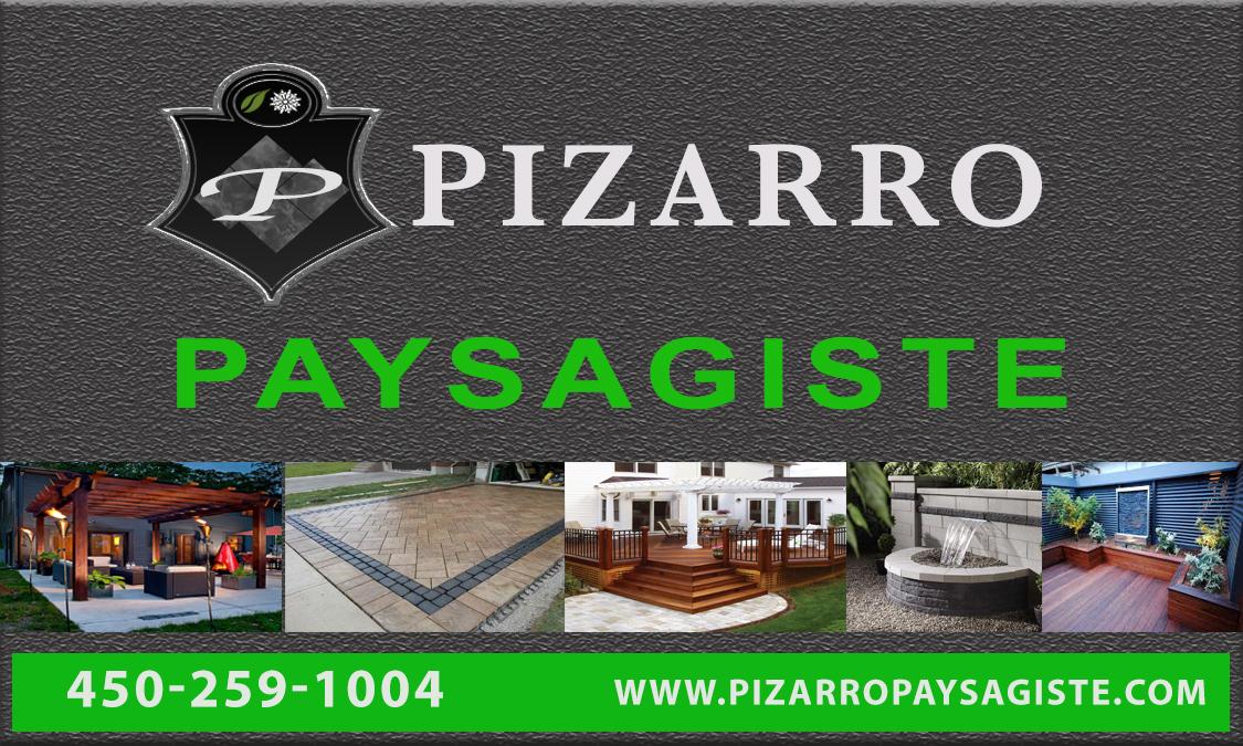 Pizarro Paysagiste
