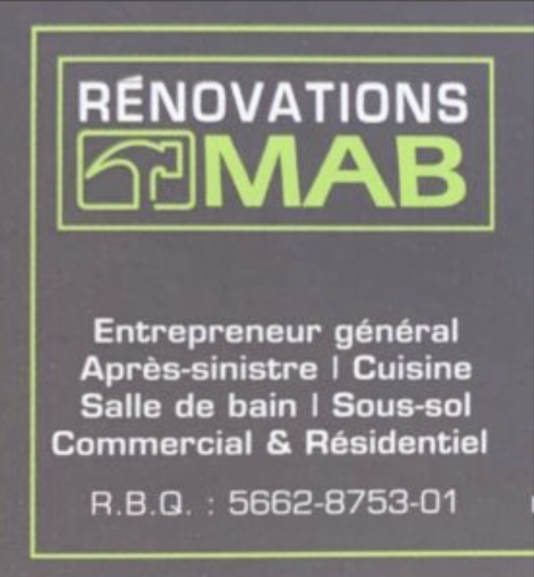 Rénovations MAB