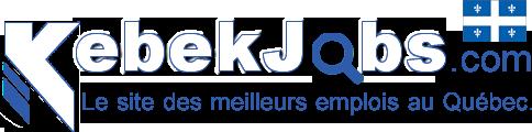 logo KebekJobs le site de l'emploi au Québec